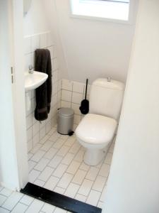 badkamer in het zeeuws vakantieverblijf, Scharendijke